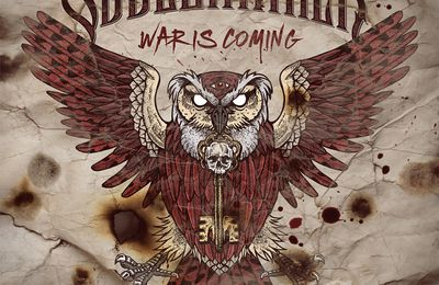 "CD review SOULDRINKER ""War is Coming"""