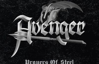 "AVENGER ""Prayers Of Steel/Depraved To Black Box"" - Limit Vinyl Box Edition"