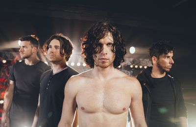 Mark and Jonny from NOTHING MORE talk about the new album and hurricane 'Harvey'