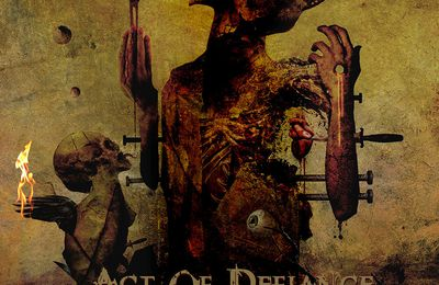 "CD review ACT OF DEFIANCE ""Old Scars, New Wounds"""