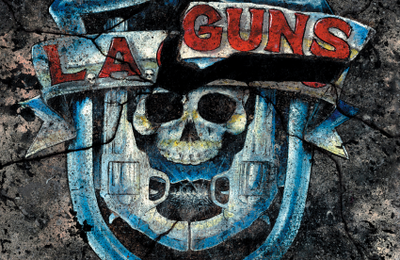 """CD review L.A. GUNS """"The Missing Link"""""""