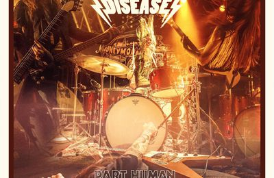 "CD review HONEYMOON DISEASE ""Partly Human, Mostly Beast"""