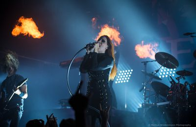Live review EPICA/MAYAN/3RD MACHINE, Patronaat, Haarlem, 21.201.2017