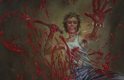 "CD review CANNIBAL CORPSE ""Red Before Black"""