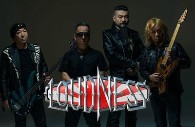 "LOUDNESS returns with ""Rise to Glory"""