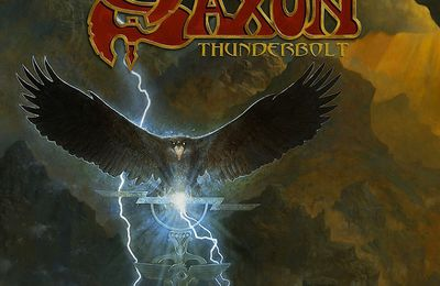 "SAXON announces ""Thunderbolt"""