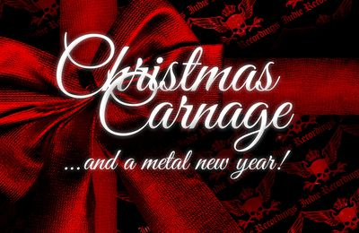 "Compilation from Indie Recordings ""Christmas carnage ... and a metal new year"""