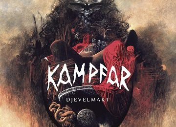 "CD review KAMPFAR ""Djevelmakt"""