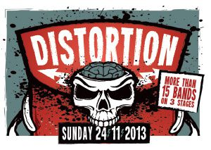 First bands for the DISTORTION FEST in Eindhoven are confirmed