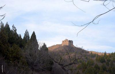 Coucher de soleil sur la Grande Muraille à Gubeikou - 傍晚的古北口长城