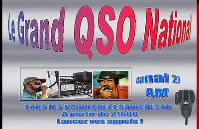 Opération le Grand QSO sur la Canal 27 Am