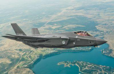 L'Australie commande 58 F-35 supplémentaires