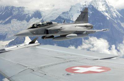 La Suisse ne veut pas du JAS-39 Gripen de Saab