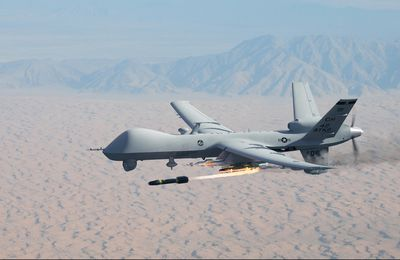 Les Etats-Unis déploient des drones armés au-dessus de l'Irak