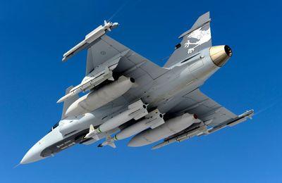 Le missile METEOR sera opérationnel sur le Gripen en 2015