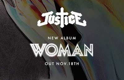 Justice et sa Super Woman