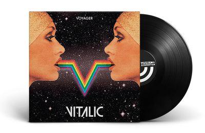 Vitalic est de retour de l'espace avec l'album Voyager !