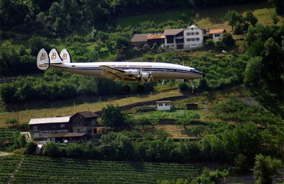 Super Constellation appellation contrôlée