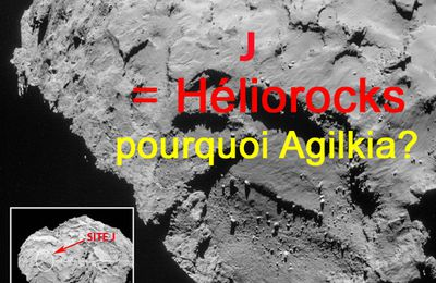Philae: le point J comme Héliorocks