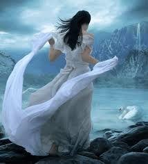 La jeune fille et la recherche de la beauté