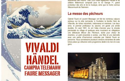 GROUPE VOCAL HONEGGER, Mercredi 23 Septembre 19H, Cathédrale du Havre