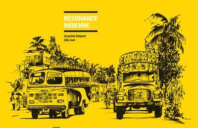 Résonance indienne de Jacqueline Delaporte et Odile Santi