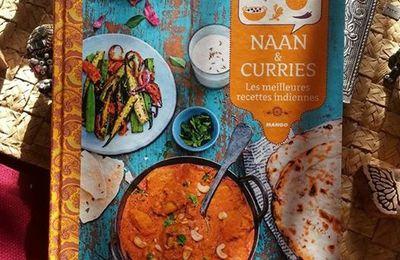 Naan & Curries - Les meilleures recettes indiennes de Sandra Salmandjee
