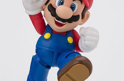 S.H. FiguArts Mario annoncée