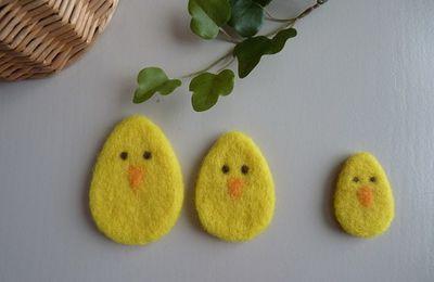 A votre avis... œufs ou poussins de Pâques ?