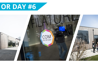 Com' en Or Day #6 revient le 8 mars 2016 !