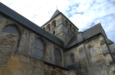 Découvrez l'oeuvre d'Albert Copieux, à l'abbaye de Montivillers