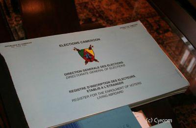 ELECAM à Montréal : Refonte des listes électorales