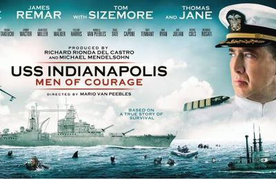 USS INDIANAPOLIS : MEN OF COURAGE - Véronique Borgias / Mario Van Peebles