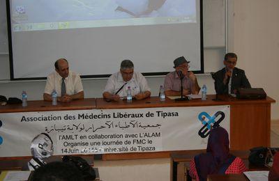 1° Journée clinico biologique de Tipasa