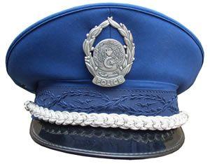 دور الشرطة في العهد الزياني