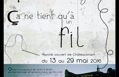 exposition le fil AR MUSE