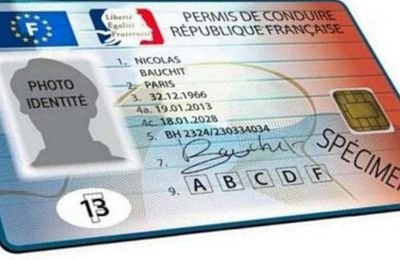 Le permis B et sa correspondance Moto