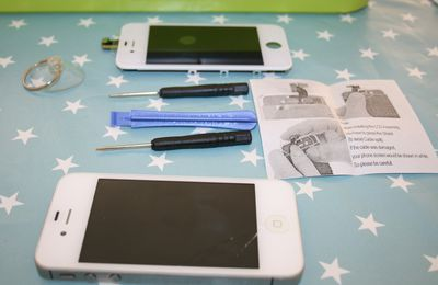 reparer son iphone
