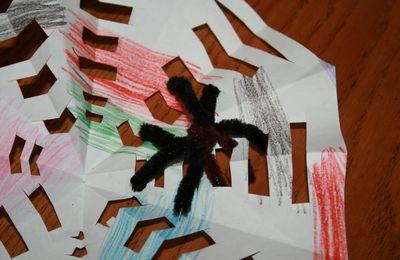 L'araignée diy