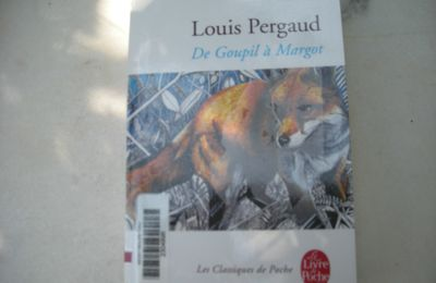 De Goupil à Margot de Louis Pergaud