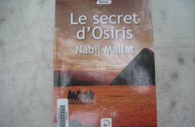 Le secret d'Osiris de Nabil Mallat
