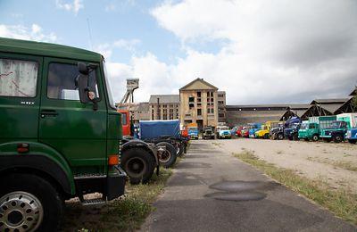 Camions et autocars