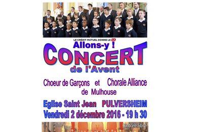 Concert de Noël- Pulversheim