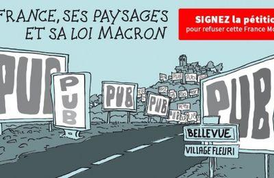 "REFUSONS  "" LA FRANCE MOCHE """