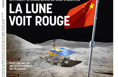 La révolution chinoise sur la Lune