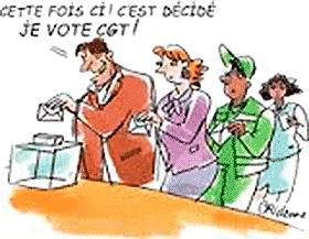 Elections Professionnelles 2015