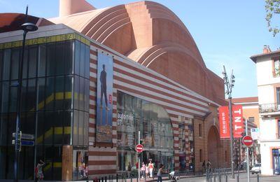 Nos séances au TNT (Théâtre National de Toulouse)