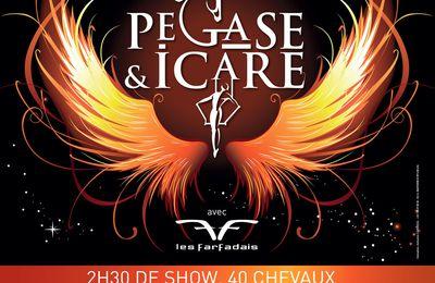 Le Cirque Alexis Gruss présente : Pégase et Icare
