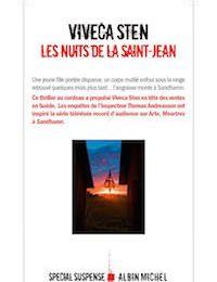 Les nuits de la Saint Jean - Viveca Sten