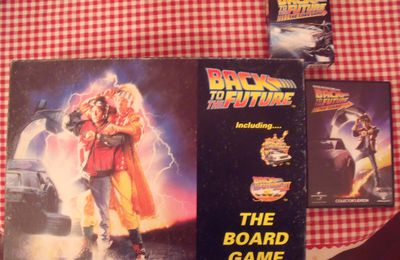 "Mes amours 7.2.5 : ma collection ""Back To The Future"", partie 5/5"